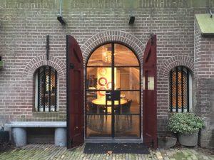 HJTC trainingsruimte werfkelder Utrecht