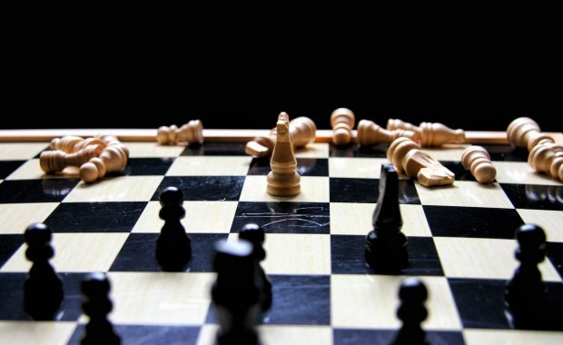 Schaakbord - HJTC blog - Promotor: ik heb het onderste uit de kan gehaald