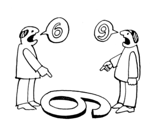 interpretatie - 9 of 6 - HJTC blog - cursus luisteren in tijden van crisis